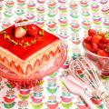 札幌ベルエポック製菓調理専門学校 【スイーツ体験】甘酸っぱいイチゴがたっぷりケーキ
