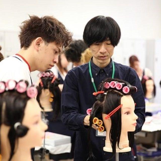 大阪ベルェベル美容専門学校 憧れのシゴトの魅力を楽しく体験!1