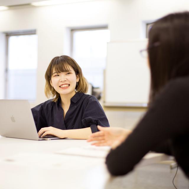 創造社デザイン専門学校 平日見学会1
