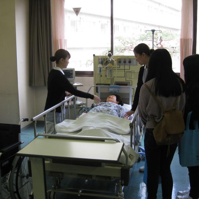 埼玉医科大学短期大学 第4回 ~オープンキャンパスに行ってみよう~4