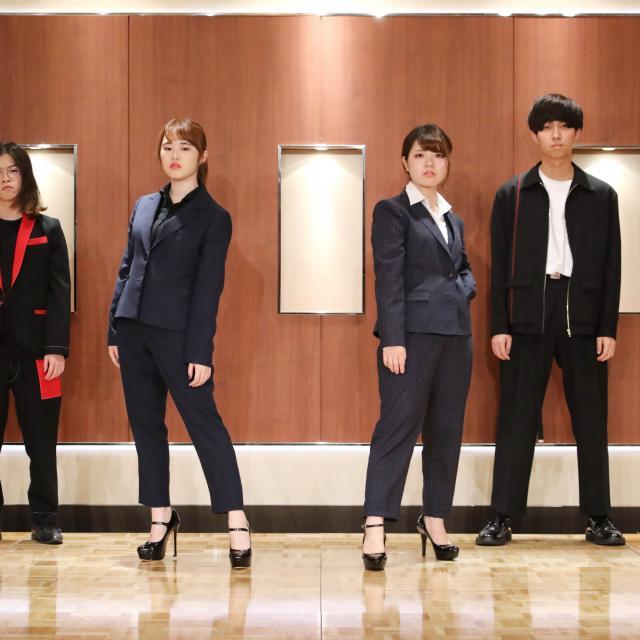 専門学校ファッションカレッジ桜丘 夏のファッションショー2
