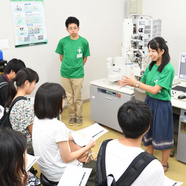 東京農業大学 オープンキャンパス2018(厚木キャンパス)1