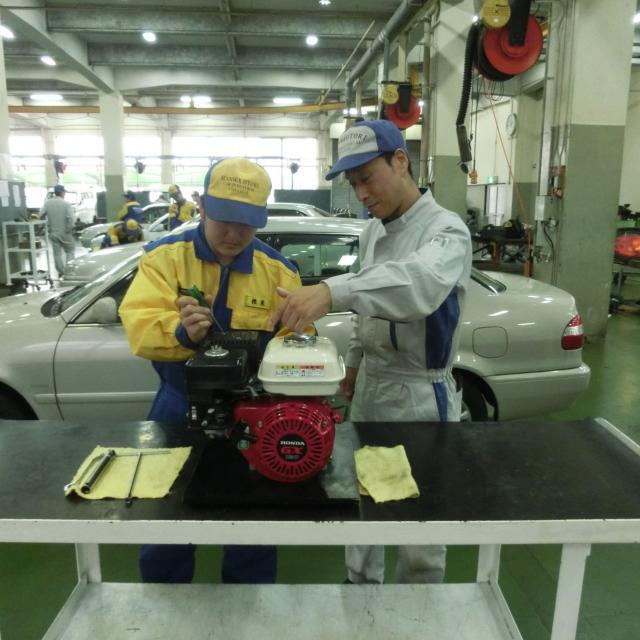 阪和鳳自動車工業専門学校 【阪和鳳オープンキャンパス】2