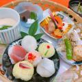 オープンキャンパス【調理体験】彩り手まり寿司御膳/国際調理製菓専門学校