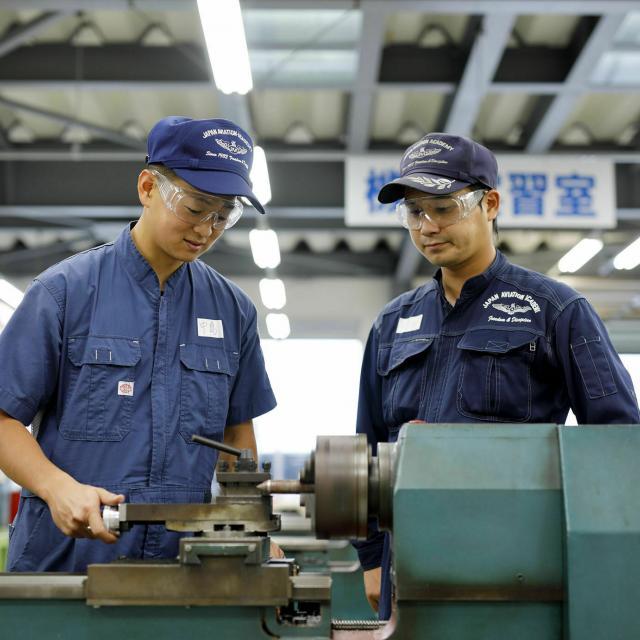 日本航空大学校 石川 能登空港キャンパス 航空整備技術科オープンキャンパス!1