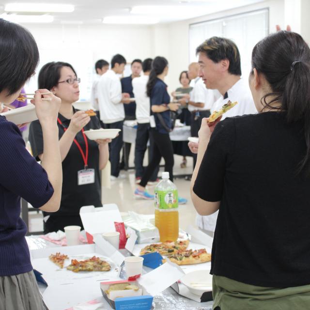 専門学校浜松医療学院 ランチ付き!スペシャルDAY!3