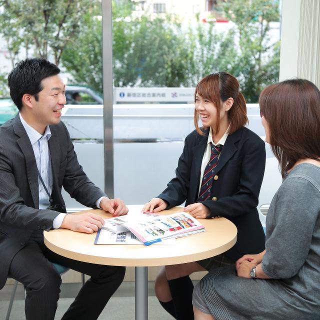 専門学校東京アナウンス学院 高校生・保護者のための説明会1