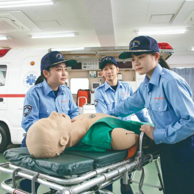 東海医療工学専門学校 オープンキャンパスへGO!2