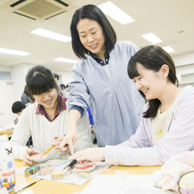 横浜リハビリテーション専門学校 横リハ体験授業1