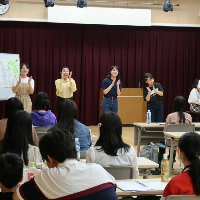 奈良保育学院 ならほオープンキャンパス(学院祭同時開催)2