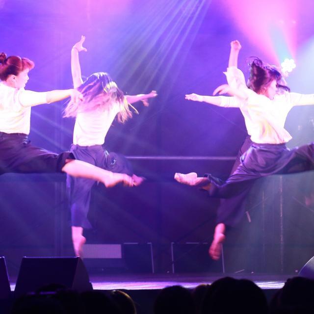専門学校 名古屋ビジュアルアーツ ダンスを仕事にしよう☆ダンサー専攻の体験入学3