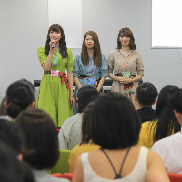 名古屋外語・ホテル・ブライダル専門学校 ネイティブスピーカーから生きた英語を学ぶ!~英語コース~2