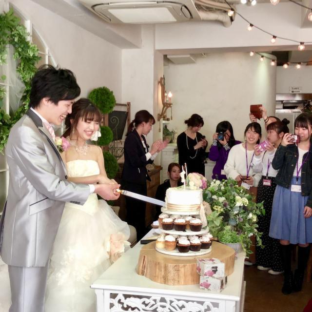 大阪ウェディング&ホテル・観光専門学校 ウェディングパーティ☆結婚式へ行こう!1