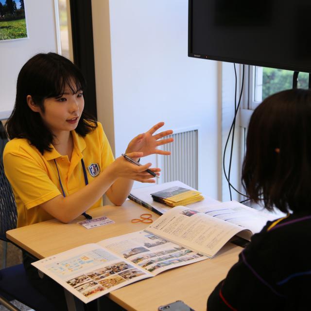 東京国際大学 【入退場自由】 TIU ★ OPEN CAMPUS 20204