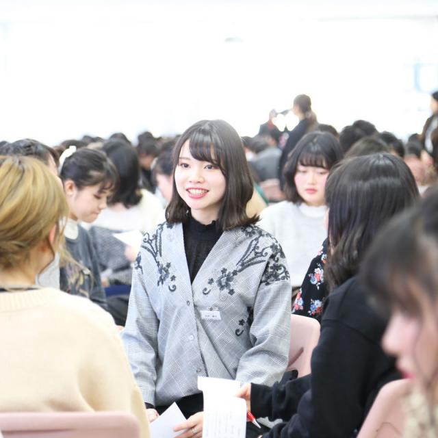 名古屋美容専門学校 ☆トップスタイリストに変身!4