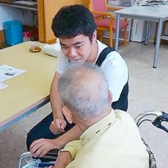 南海福祉専門学校 11/24  介護社会福祉科 オープンキャンパス1