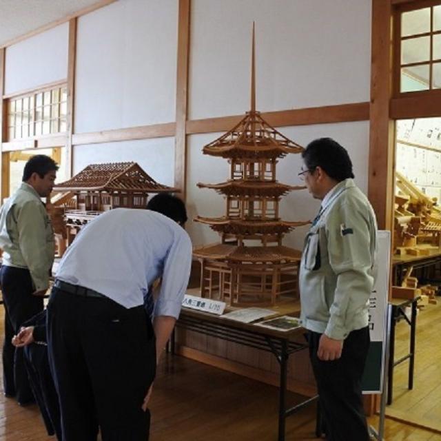 日本建築専門学校 学校見学会2