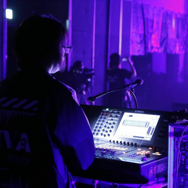 ビジュアルアーツ専門学校・大阪 「音響・照明・マネージャー」オンライン説明会1
