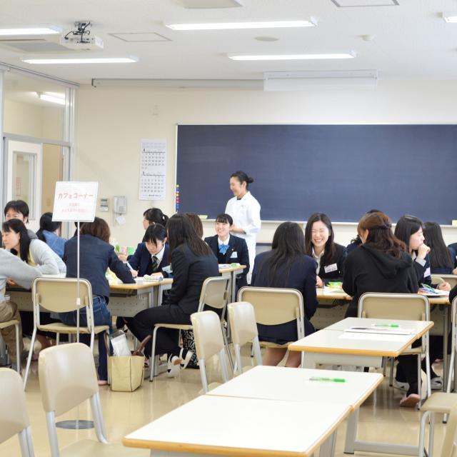 福島医療専門学校 【歯科衛生士を目指している方必見!】オープンキャンパス4