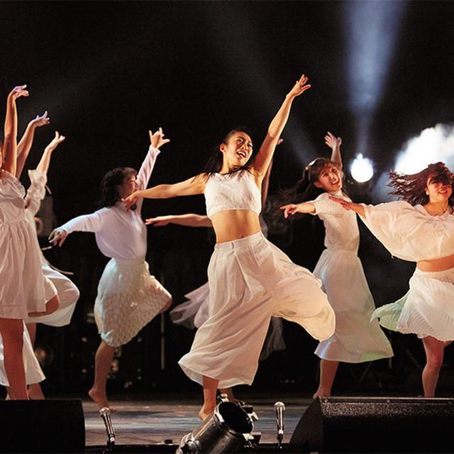 東京ダンス&アクターズ専門学校 テーマパークダンサー特化レッスン1