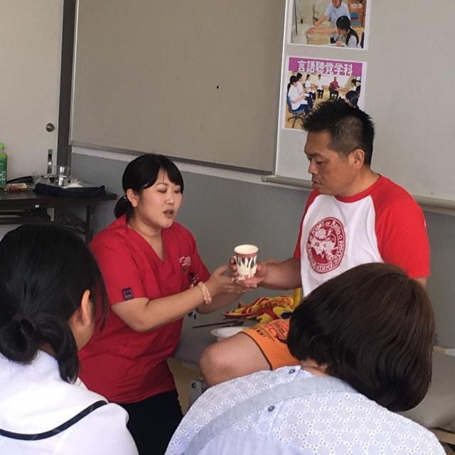 鹿児島第一医療リハビリ専門学校 【作業療法学科】平成30年度オープンキャンパス日程4