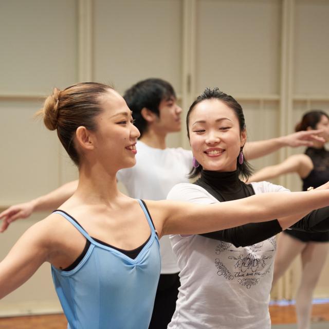 芦屋大学 【要予約】バレエ体験レッスン1