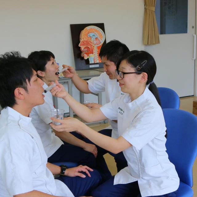 鹿児島第一医療リハビリ専門学校 【言語聴覚学科】平成30年度オープンキャンパス日程4