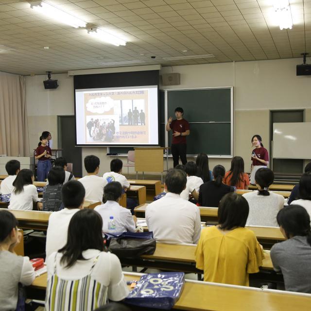 大阪大谷大学 オープンキャンパス4