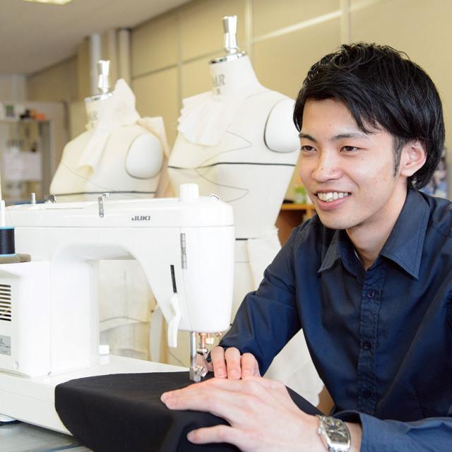 専門学校 九州デザイナー学院 11月の体験入学(ファッション)1