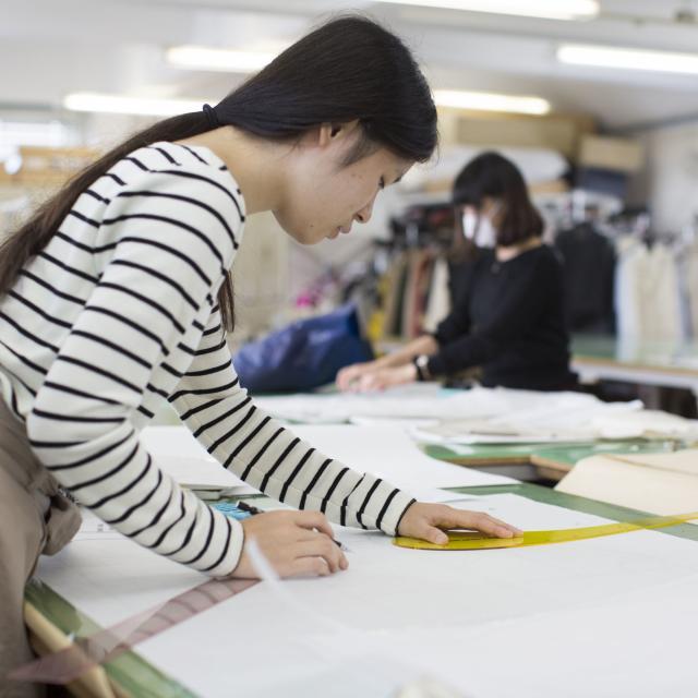 ドレスメーカー学院 【授業見学会】ドレメの授業を大公開!!4