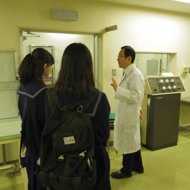 神戸総合医療専門学校 オープンキャンパス2