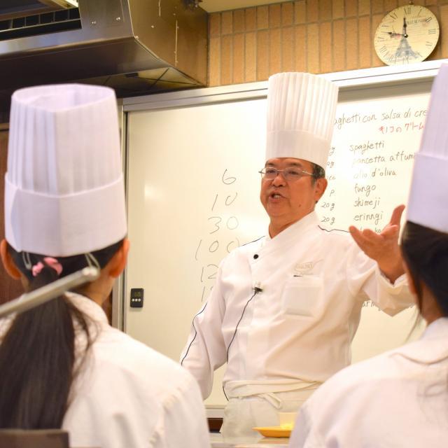大阪調理製菓専門学校ecole UMEDA 【AO入試エントリー資格取得!】牛フィレ肉のステーキ2