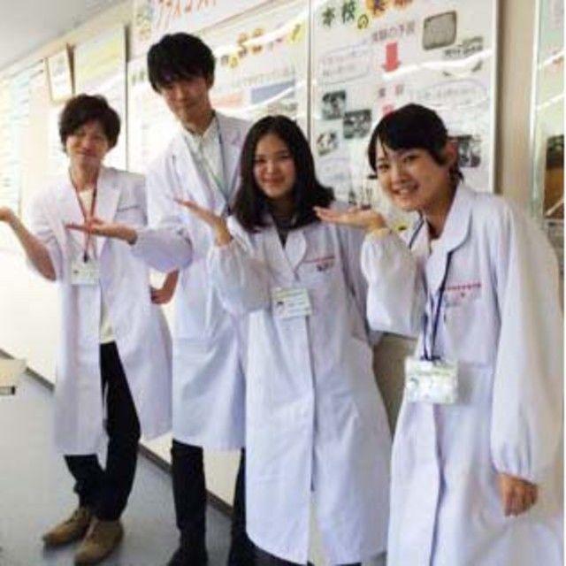 日本分析化学専門学校 5月度  オープンキャンパス☆彡1