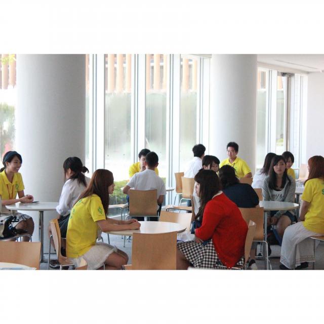 東京成徳短期大学 第3回オープンキャンパス(東京)1