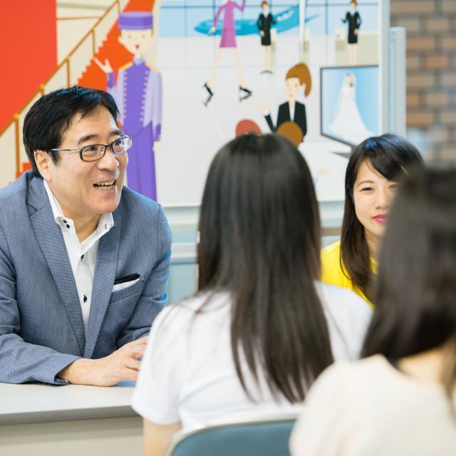 オープンキャンパス2017★未来の自分を見に行こう!