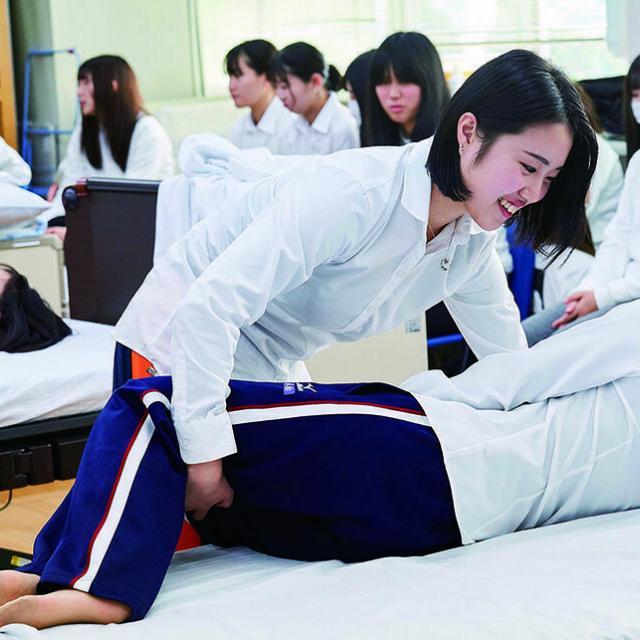 修文大学短期大学部 【生活・医療事務コース】今年最後の進学相談会です!3