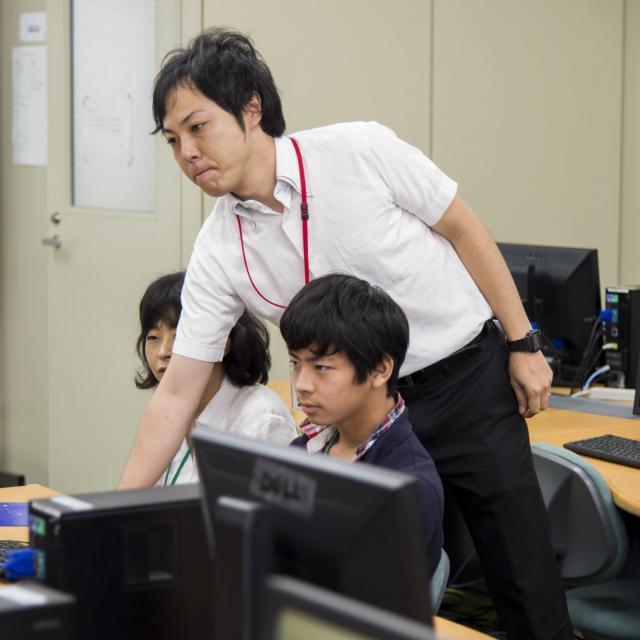 広島コンピュータ専門学校 【コンピュータ特別版】オープンキャンパス20181