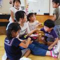 名古屋文化学園保育専門学校 1日保育園の先生体験 (黒笹保育園)