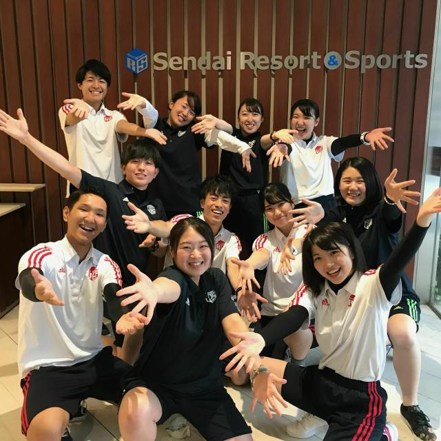 仙台リゾート&スポーツ専門学校 プロ仕様の最新設備が充実!学校見学ツアー1