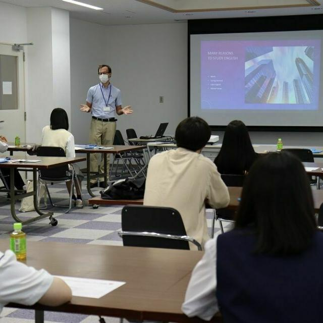 弘前学院大学 2021年度第3回オープンキャンパス(英語・英米文学科)3