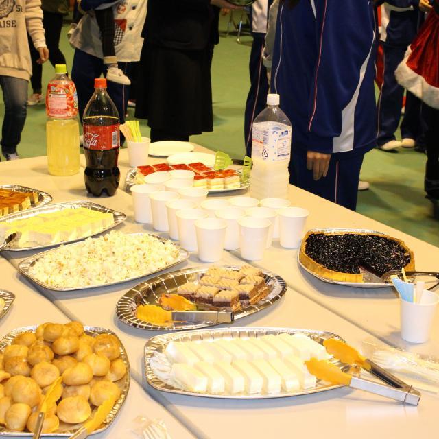 群馬社会福祉専門学校 GUNSHAのクリスマス会3
