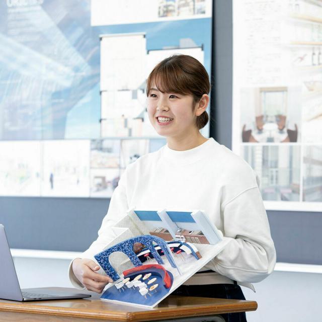 中央工学校 2020体験入学☆インテリアコーディネートを体験しよう!1