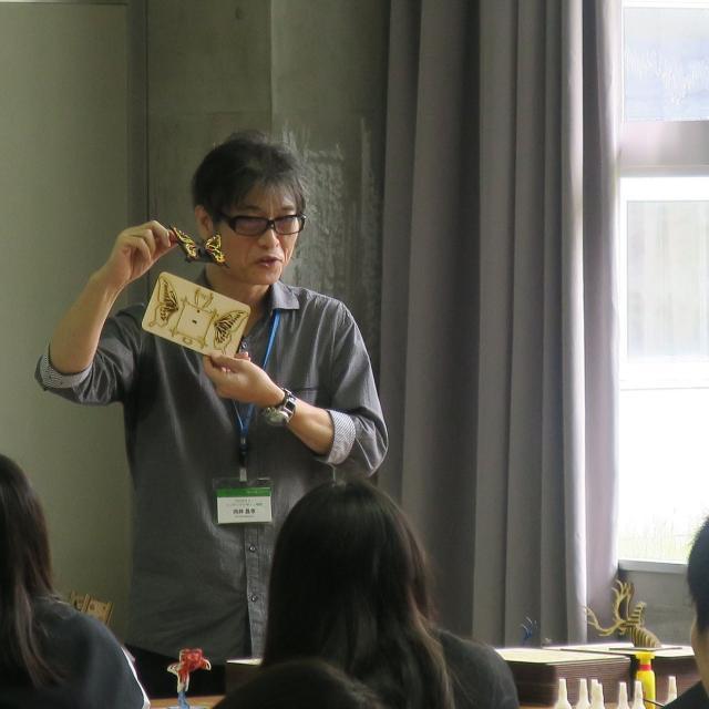 神戸芸術工科大学 授業体験1