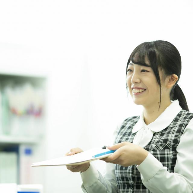 沼津情報・ビジネス専門学校 医療事務科 学校説明会2