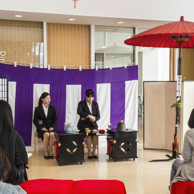 仙台白百合女子大学 第5回オープンキャンパス(大学祭同時開催)3