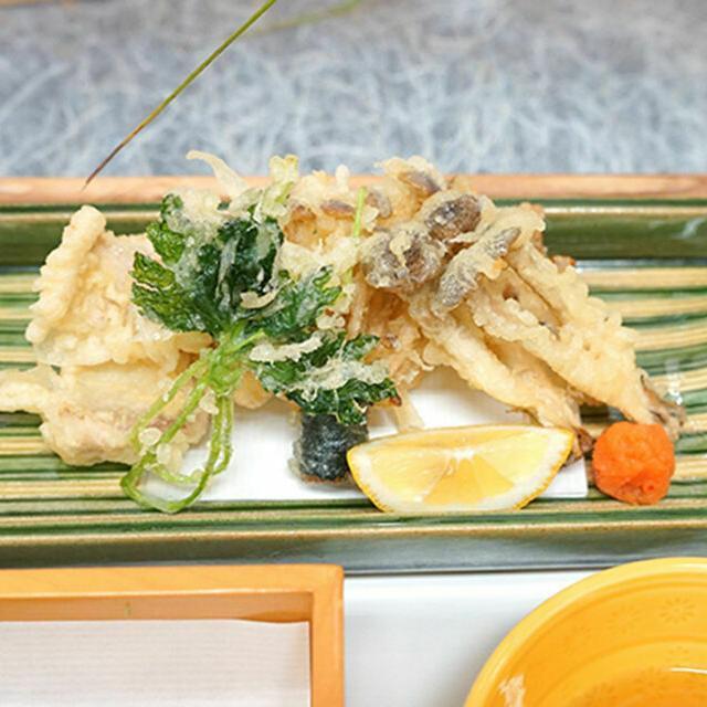 武蔵野調理師専門学校 【日本料理】小鯛を三枚におろしてみよう2