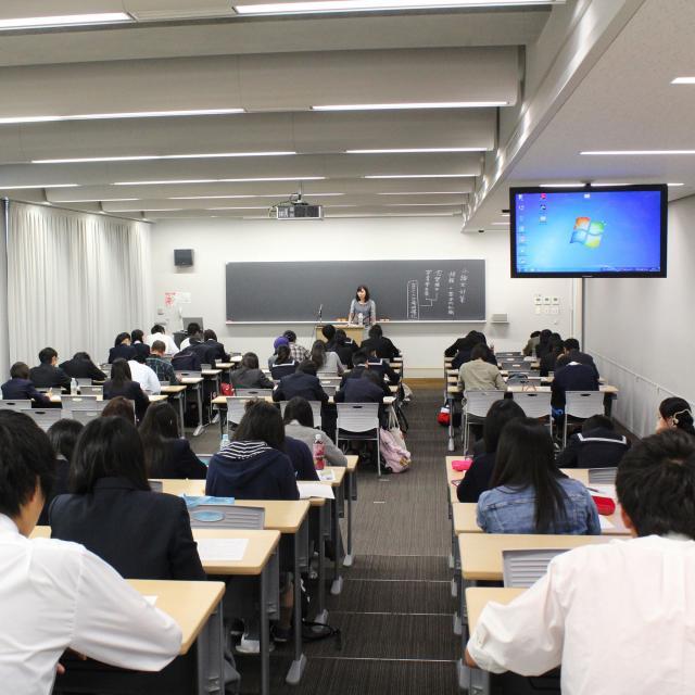 茨城キリスト教大学 入試本番直前!充実の入試対策プログラム! 入試対策講座1