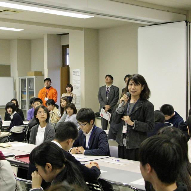 敬和学園大学 普段の大学を見に行こう! ウィークデー・オープンキャンパス2