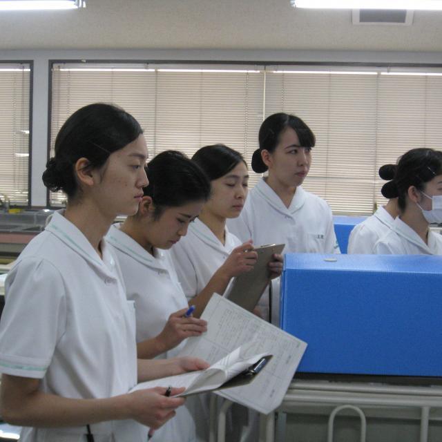 岡山医療福祉専門学校 2018年度【看護学科】個別体験型オープンスクール1