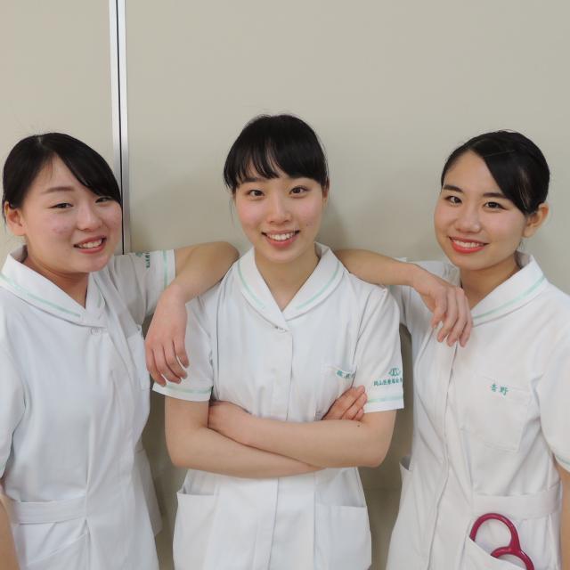 岡山医療福祉専門学校 地域ふれあい祭2